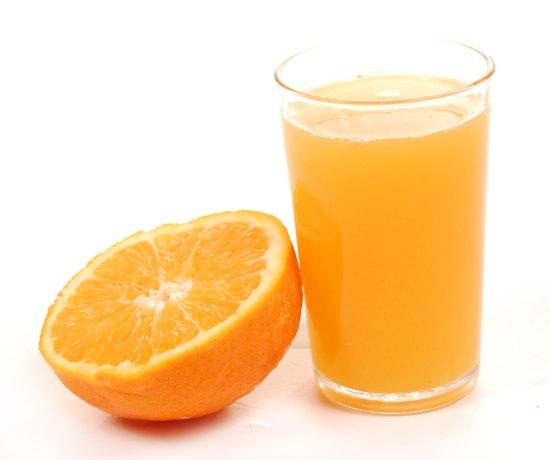 Orange Juice (Pint)